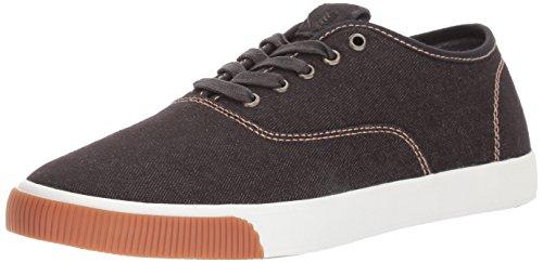 Chiamalo Spring Mens Dahill Fashion Sneaker Sintetico Nero