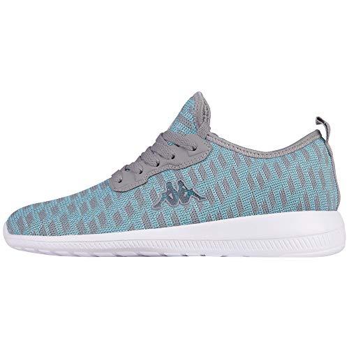 Gizeh mint 3716 Grün grey Donna Sneaker Kappa ZIxw6vv