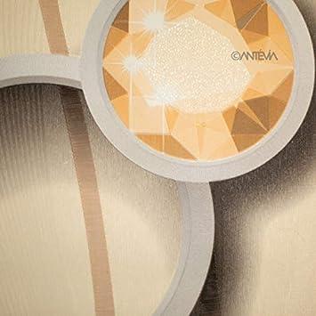 ANTEVIA Labyrinthe Gris Papier Peint Intiss/é ou Vinyle Plus de 400 Motifs/: 3D Brique Bois Unis Jungle Chambre Salon Cuisine