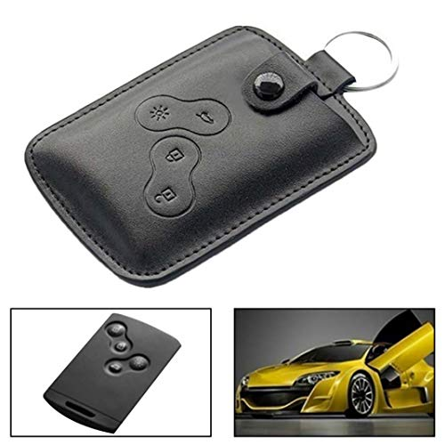 a738a9de2063 YUSHHO56T Car Key Bag Interior Decoration Key Cover Fashion Genuine Leather  Car Key Cover Case Bag for Renault Scenic with Keyring