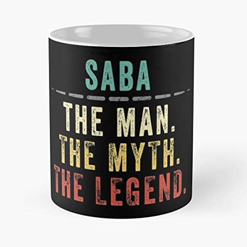 Fathers Day Man Myth Legend Dads 2019 C The Best Selling Tea Coffee Mug Ever (Bioshock Infinite Best Game Ever)