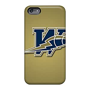 TammyCullen Apple Iphone 6 High Quality Hard Cell-phone Case Allow Personal Design Fashion Winnipeg Blue Bombers Skin [LqW16129GXLe]