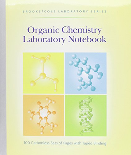 Organic Chemistry Lab Notebook