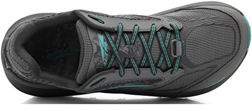 Altra AFW1859F Women's Olympus 3 Trail Running Shoe, Gray/Teal - 10.5 B(M) US by Altra (Image #3)