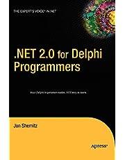 .NET 2.0 for Delphi Programmers