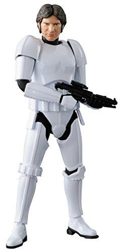 Bandai Hobby Star Wars 1/12 Plastic Model Han Solo Stormtrooper
