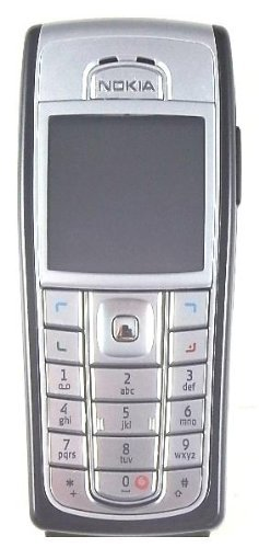 Nokia 6230i Mobile Camera Cell Phone Unlocked Silver
