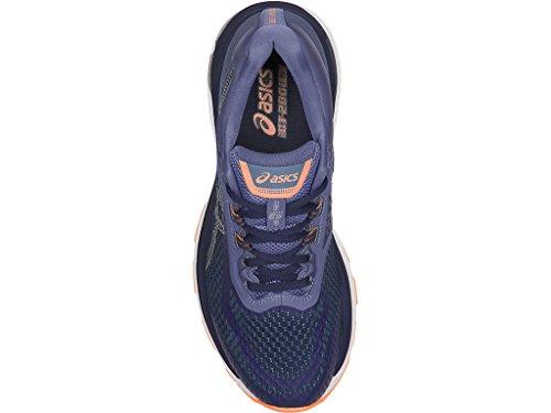 ASICS Women's GT-2000 6 Running Shoe, Indigo Blue/Indigo Blue/Smoke Blue, 5 M US by ASICS (Image #6)