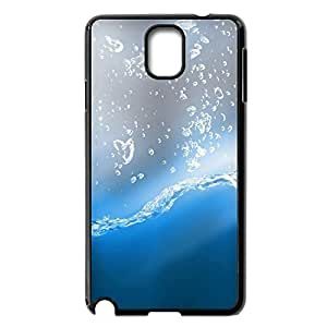 Custom Made Case/Cover for Samsung Galaxy Note 3 N9000,Water Snap On Guard Design Case For Samsung Galaxy Note 3 N9000(Black 102102)