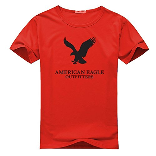 American Eagle Outfitters Logo for Men Printed Short Sleeve Tee T-Shirt from American Eagle