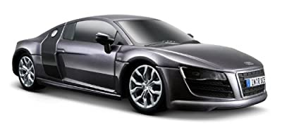 Maisto R/C 1:24 Audi R8 V10 2009 (Colors May Vary)
