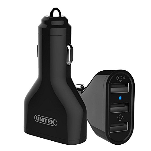 Qualcomm Certified UNITEK Charger Adapter product image