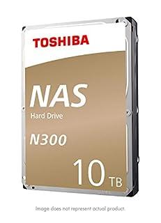 Toshiba N300 10TB NAS 3.5-Inch Internal Hard Drive- SATA 6 Gb/s 7200 RPM 256MB (HDWG11AXZSTA) (B07CSDP4HY) | Amazon price tracker / tracking, Amazon price history charts, Amazon price watches, Amazon price drop alerts