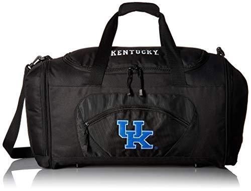 Officially Licensed NCAA University of Kentucky Roadblock Duffel Bag (Wildcats Gym Bag)