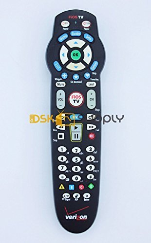 Verizon FIOS TV Remote Replacement Control - VZ P265v3 RC - (Fios Dvr Verizon)
