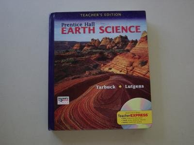 Prentice Hall: Earth Science - TEACHER'S EDITION