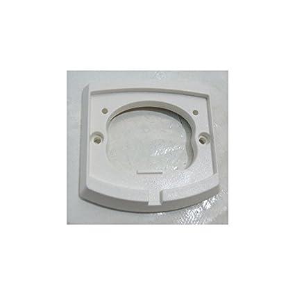 Cache trasera blanco para detector de presencia serie LC Beg Luxomat 91080