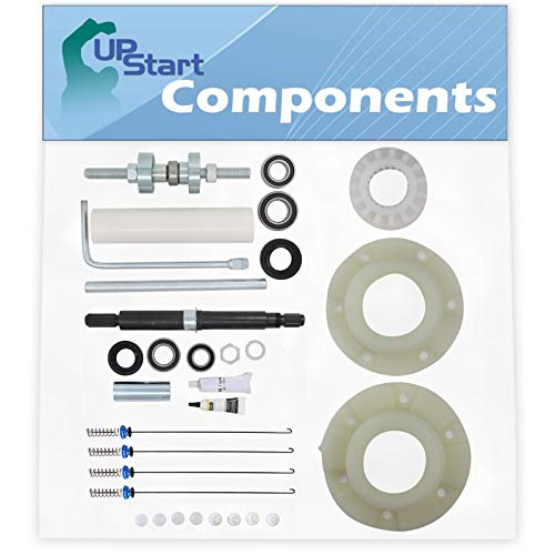 Price comparison product image W10447783 Washer Tub Bearing Installation Tool,  280145 Hub Kit,  W10435302 Tub Seal and Bearing Kit & W10820048 Suspension Rod Kit Replacement for Maytag MTW6700TQ0