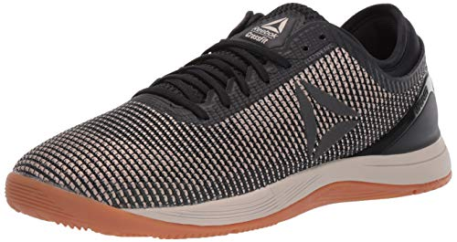 Reebok Men's CROSSFIT Nano 8.0 Flexweave Cross Trainer, Parchment/Sand Beige/Black Rubber Gum, 9 M US ()