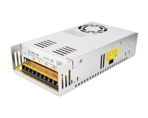 Switching Power Supply 350W 36V 9.7A for CNC Router for sale  Delivered anywhere in USA