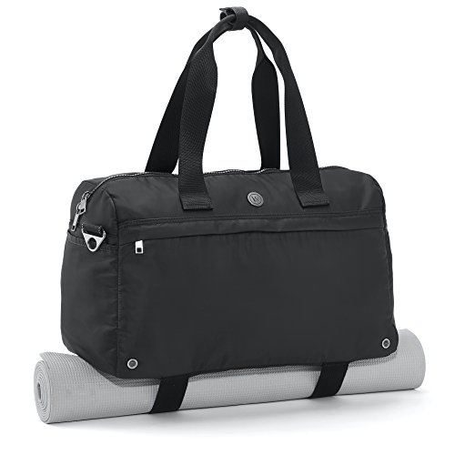 LIVE WELL 360 Core Fitness Bag (Onyx Black) by Live Well Inc (Image #4)