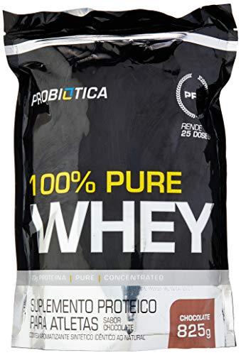 100% Pure Whey - 825G Refil Chocolate - Probiotica, Probiótica