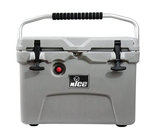 nICE Cooler, Gray, 20 Quart