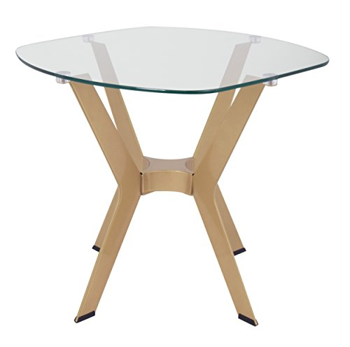 Studio Designs Home 71012 Archtech End (Eames Oval Table)