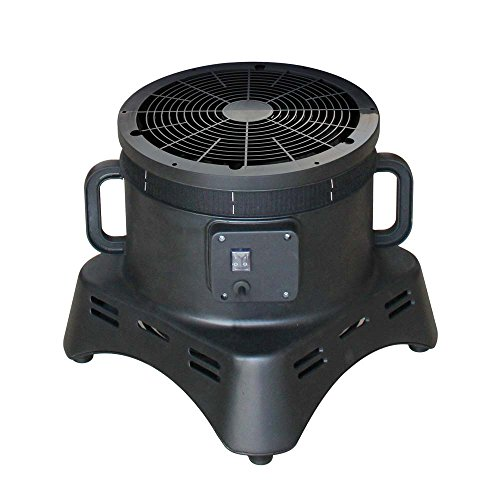 """XPOWER BR-430 1/3 HP 12"""" Vertical Advertisement Inflatable Blower Fan for Sky Fly Guy Air Puppet"""