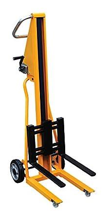 Vestil HWL-260 Portable Mini Stacker, 260 lb. Capacity ...