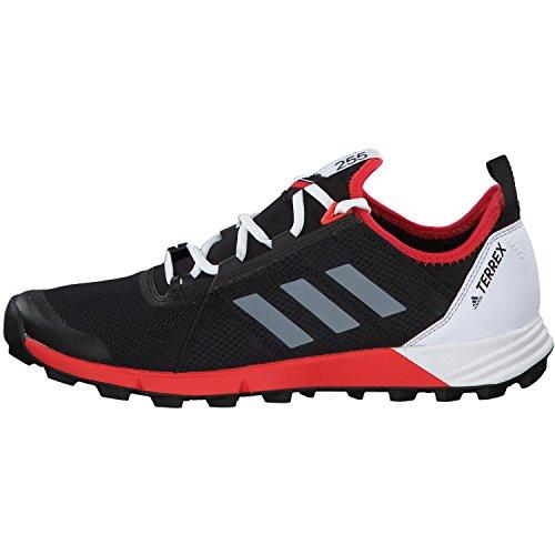 Pour Terrex Agravic Speed Chaussures trail Noir Adidas De Course Homme qxA0tT
