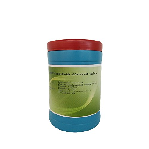 chlorine tablets well water - 1