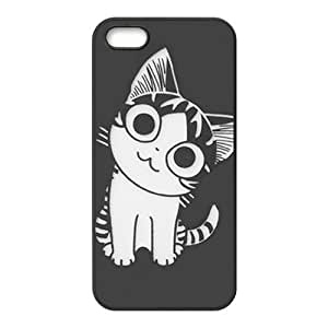 Lovely little cat Cell Phone Case for iPhone 5S
