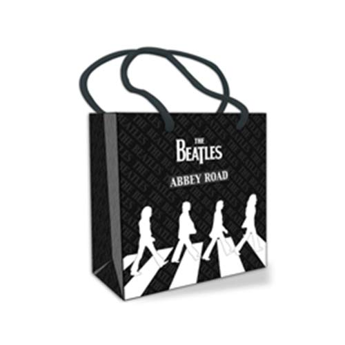 Price comparison product image The Beatles Black & White Abbey Road Small Gift Bag