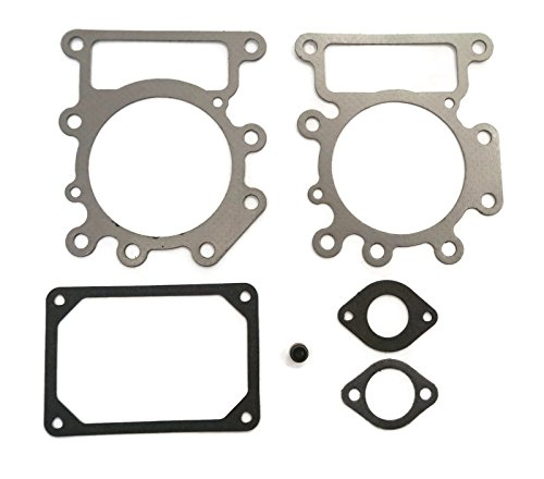 The ROP Shop Valve Gasket Set for Briggs 794114 272475S 692137 692236 690968 Tractor Engines (21 Hp Briggs And Stratton Engine Head Gasket)