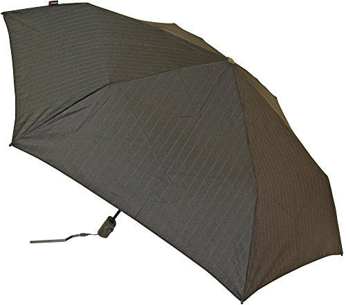 knirps-flat-duomatic-folding-umbrella-one-touch-opening-and-closing-type-pinstripe-black-knf881-410-