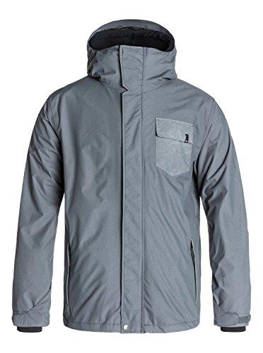 Quiksilver Mens Winter Jacket - 4