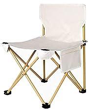 كرسي قابل للطي خفيف الوزن من كافكا، قابل للطي للصيد والتخييم، كرسي بمسند ظهر للشاطئ مع حقيبة تخزين (S)