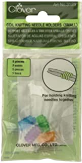 Clover coil knitting needle holders small 3123 or large 3122