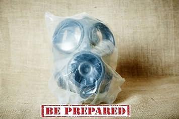 Nueva S10 Gas Máscara Respirador NBC Tamaño 2 con un filtro de vacío sellada Avon +