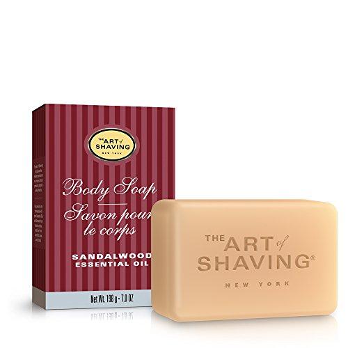 the-art-of-shaving-body-soap-sandalwood-7-oz