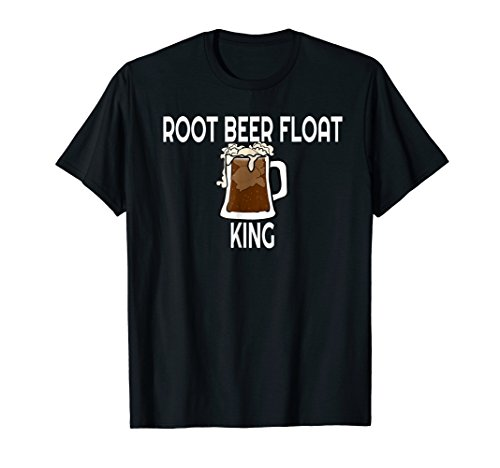 Root Beer Float King T Shirts ()