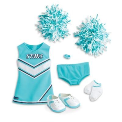 American Girl Spirit Squad Outfit for Dolls - Truly Me 2016