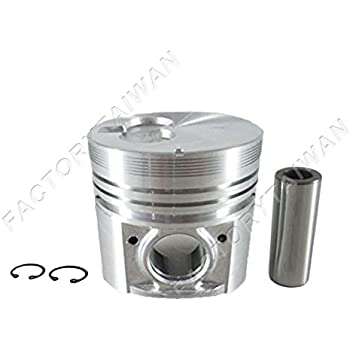 3PCS STD Piston Ring for ISUZU 3KC1 STD 74mm Engine