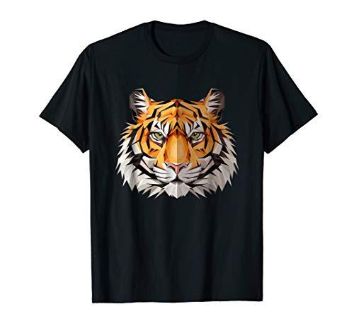 Tiger Face Shirt - Tiger Head TShirt
