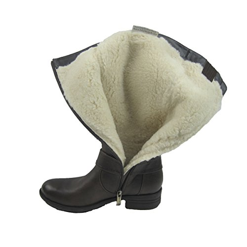 Comfy Winter Wool Moda Snow Brown Boot Size 6 Lining Water Women's Resistant Meggie 12 TtnTwqZr4