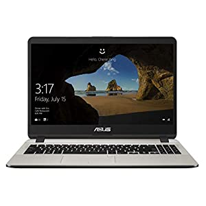 ASUS X507 Core i5 – 8th Gen 15.6″ FHD Thin and Light Laptop (8GB/1TB HDD/Windows 10/2GB MX130/Icicle Gold/1.6 kg), X507UF- EJ101T
