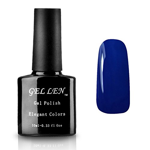 Gellen Soak Off UV Gel Nail Polish 300 Colors Available 10ml