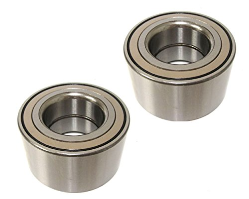 Bmw 325i Wheel Seal - DTA Rear Wheel Bearings NT513106 x2R Brand New (2 pcs) Fits BMW 3 Series, Z3, Z4 Porsche 911, Boxster Etc.