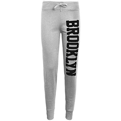 Karma Clothing - Pantalón deportivo - para mujer Gris gris